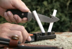 portable knife sharpener