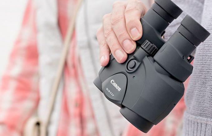 high magnification canon binoculars