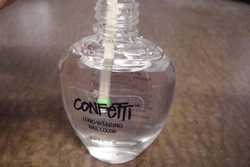 waterproof matches with nail polish