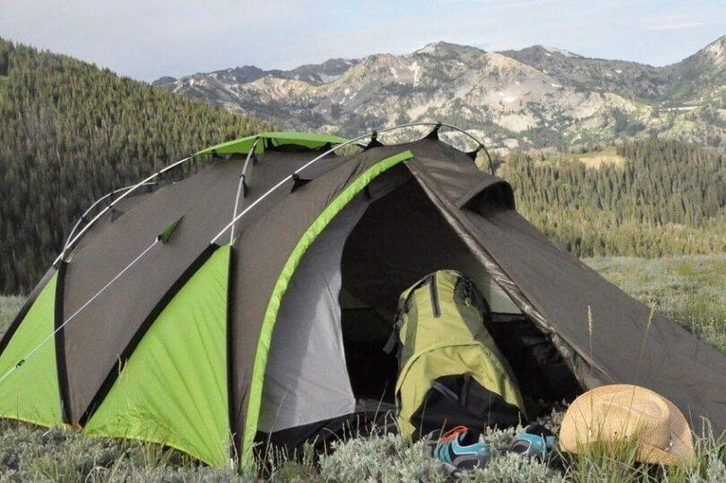 4-season Camping Tent Ventilation