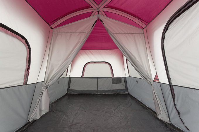 4 person large tent