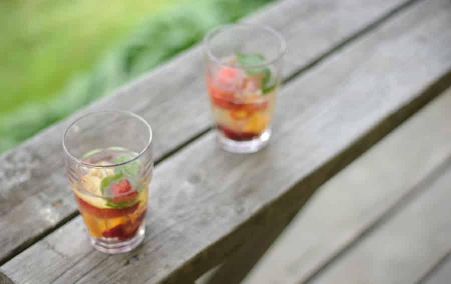 Avoid diuretic drinks