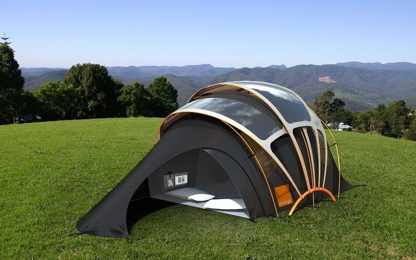 Best Solar Power Tent