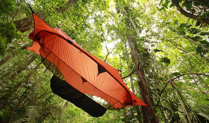 the forest diy need only knots hammock ll near ever for you camping beach a tree best