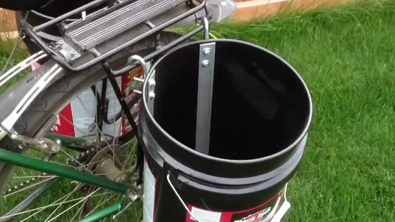 Bike Pannier Buckets