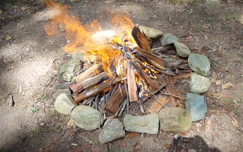 Starting a Fire with Sticks: A Comprehensive Guide for Survivalists