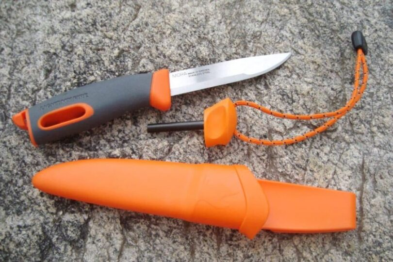 Choose your Backpacking knife