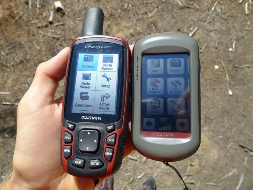 Choose your Handheld GPS