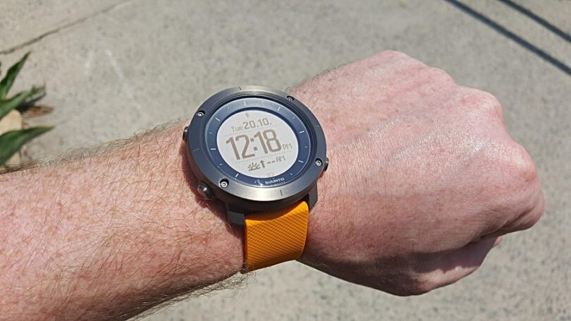 Choose your hiking watch