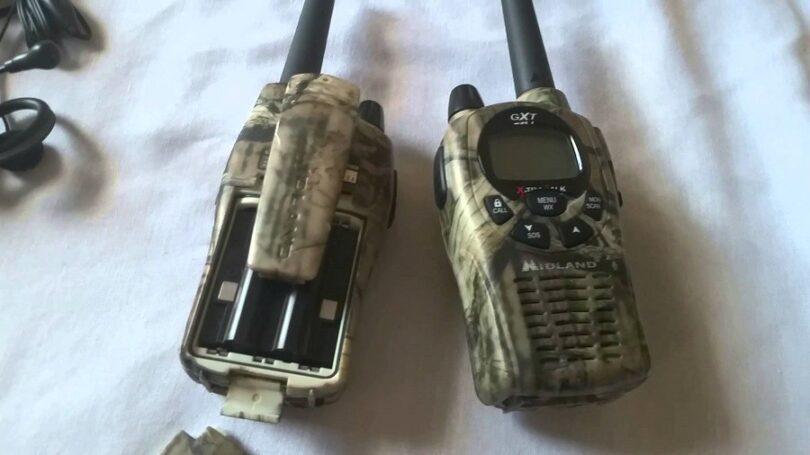 Choose your two way radio