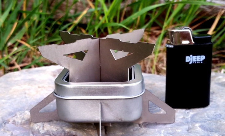 Image of Core Alcohol Stove