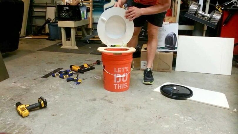 DIY Camping Toilet: How to Create Your Own Toilet for A More ...