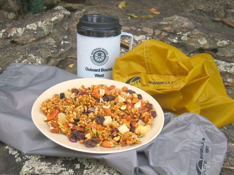 Best Dehydrated Food Recipes hiking
