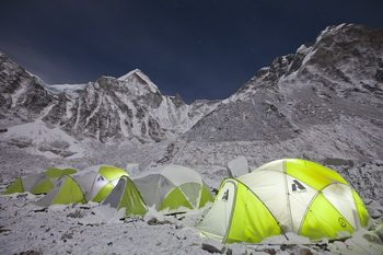 Eddie Bauer Everest 2012 Expedition