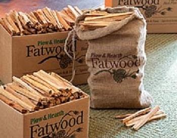 Fatwood 100% Natural Firestarter Sticks