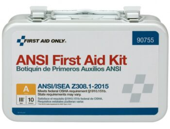 First Aid Only 90755 ANSI