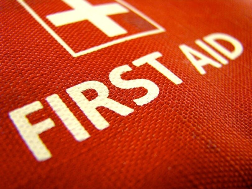 First Aid for Small Bites
