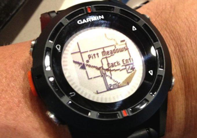 garmin watch with gps