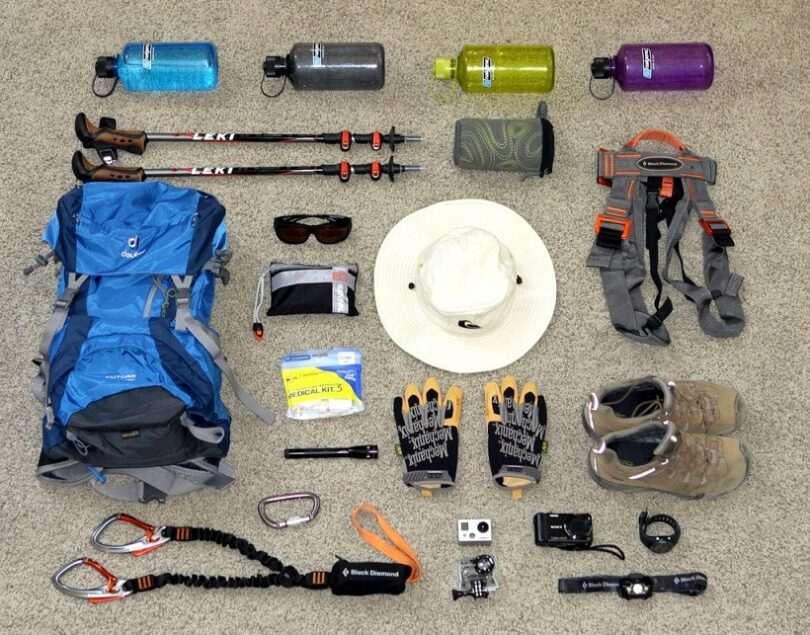 Hiking Essential Gear
