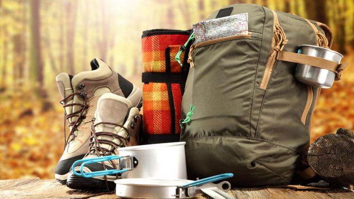 Image of backpacking gift ideas