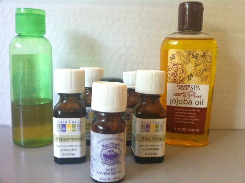 Insect repellents and oils