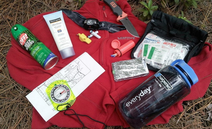 Things to pack for your hiking adventure