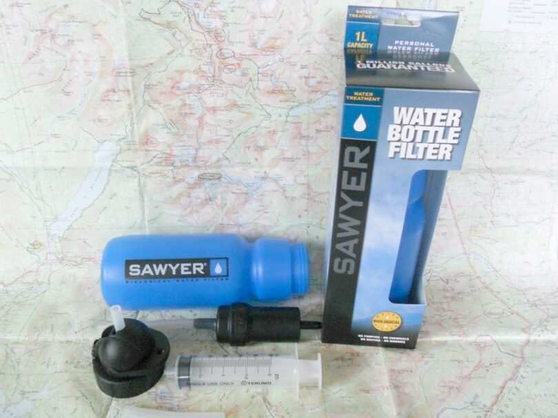 Sawyer Personal Water Bottle