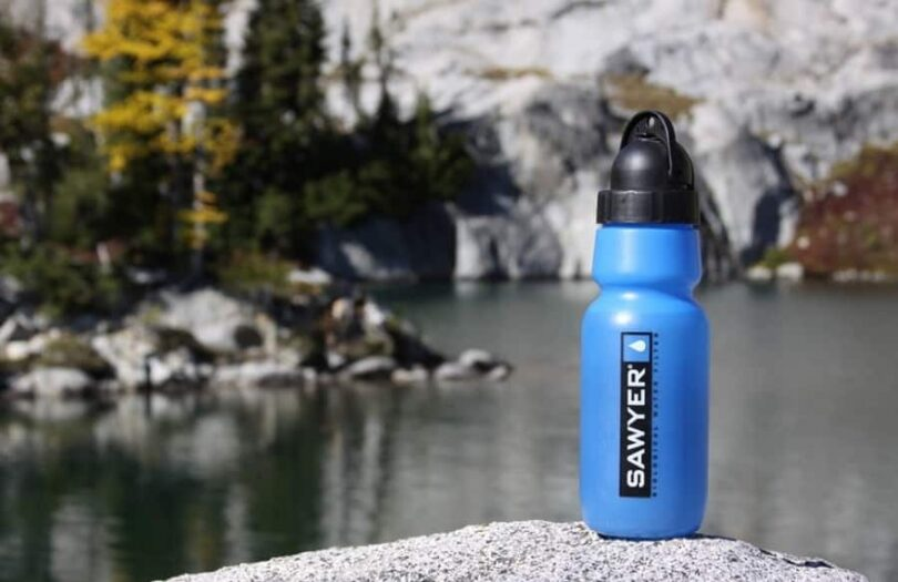 Sawyer Personal Water Bottle with Filter review