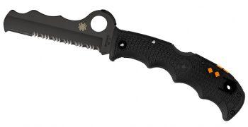 Spyderco Assist Black Blade