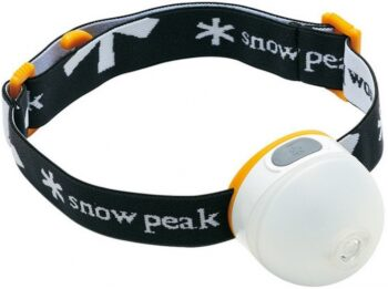 Snow Peak SnowMiner Headlamp