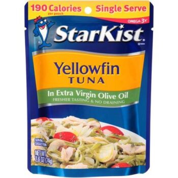 Starkist Yellowfin Tuna