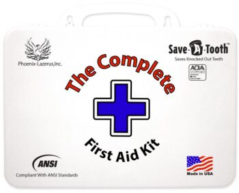 The Complete First Aid Kit ANSI