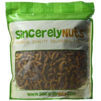 The Sincerely Nuts Honey Roasted Sesame Sticks