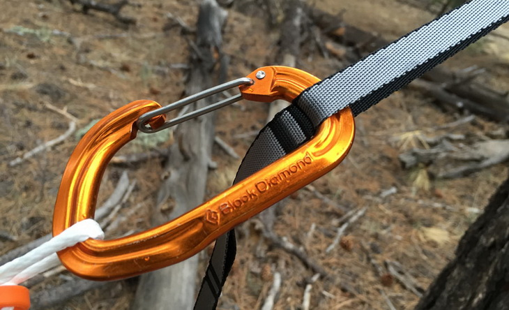 Close-up imge of Ultimate Hammocks Ultimate Strap
