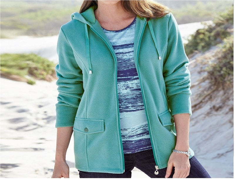 Best Women's Fleece Jacket of 2016: Top Products for the Money ...