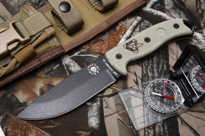 backpacking tactical knife