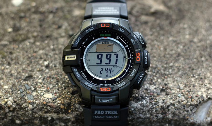casio outdoors abc watch storm tested