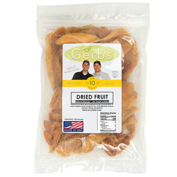 dried mango gerbs