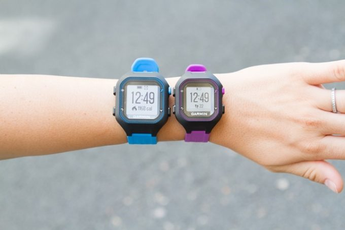 garmin watches with different form