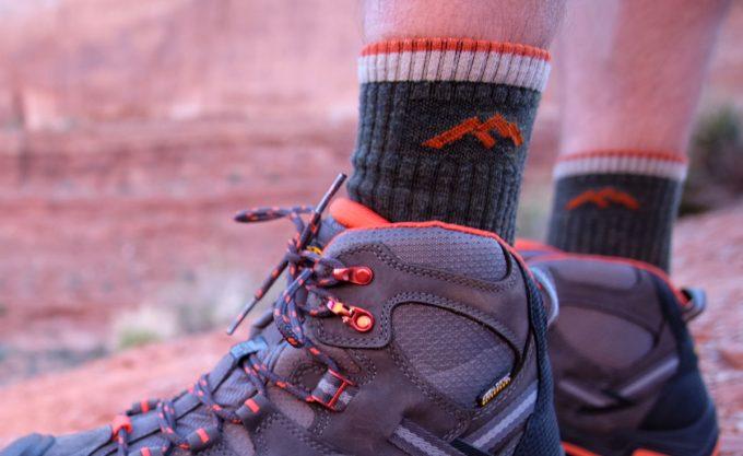 usa made Hiking Socks
