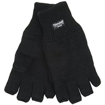 Men's 3M Fingerless Gloves