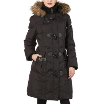 BGSD Women's Toggle Coat