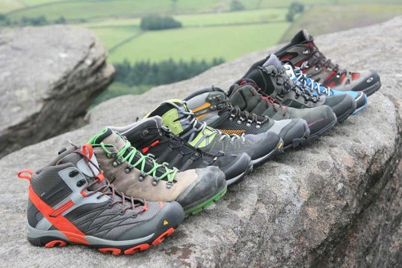 Image showing the Best Walking Boots