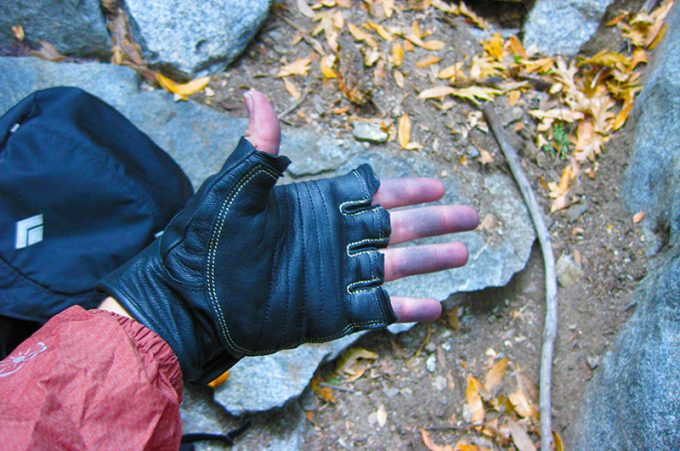 Black Diamond Wind Weight Mitt Cold Weather