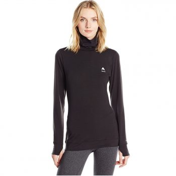Burton Midweight Long Neck Top