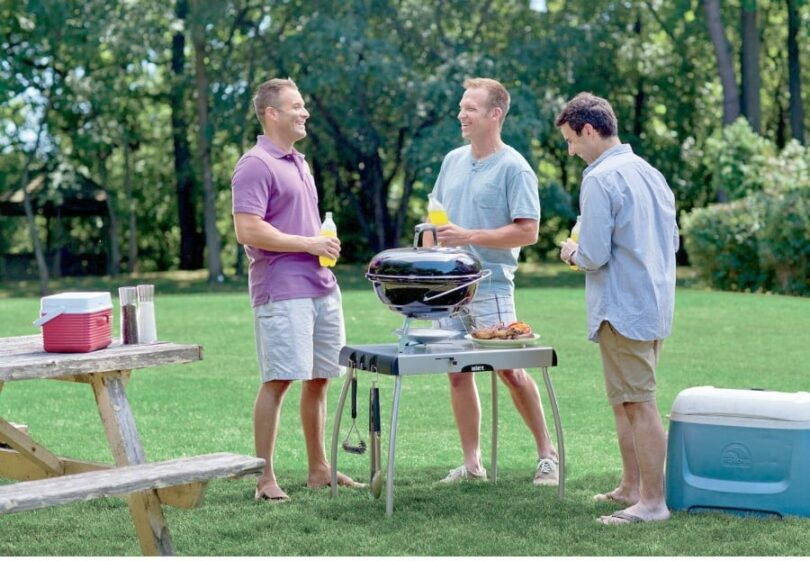 Best Portable Grill: Grilling Round Up