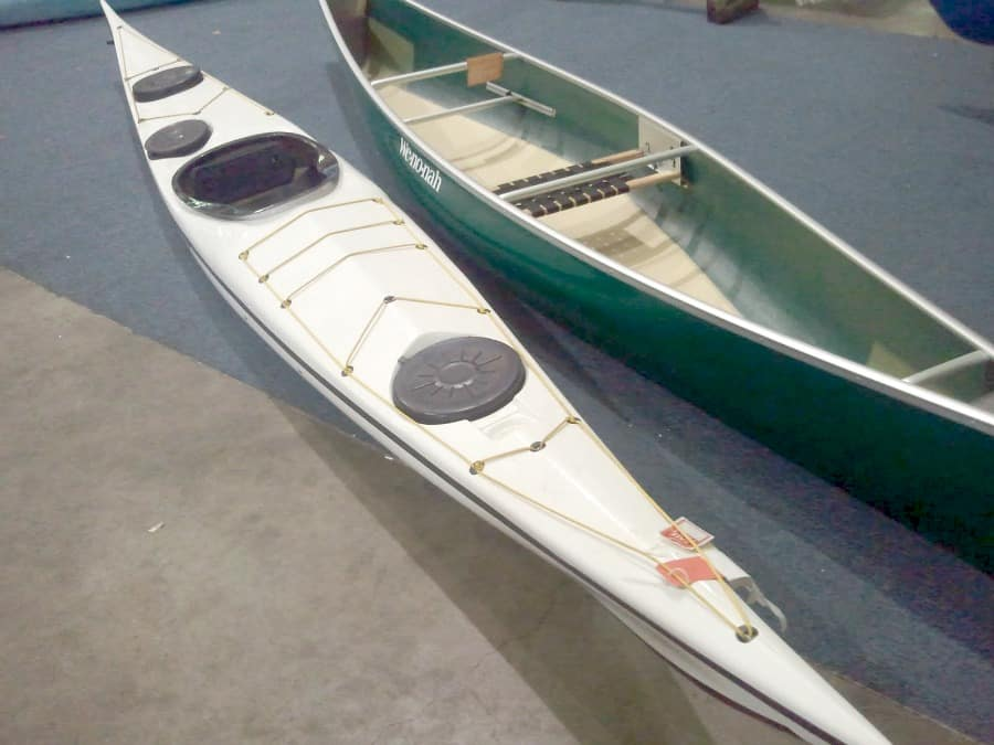 Canoe Versus Kayak