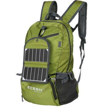 ECEENQ1GZT2 Solar Backpack