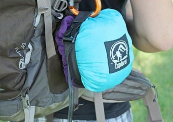 Explore Outfitters Packable Backpack