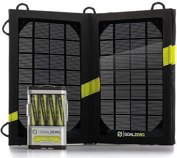 Goal Zero Guide 10 Solar Recharging Kit